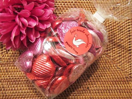 バレンタインチョコ小分けまとめ買い