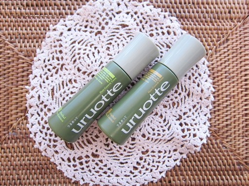 uruotte(うるおって)から新発売の肌に優しい薬用育毛剤ハーバルエッセンスお試ししました!