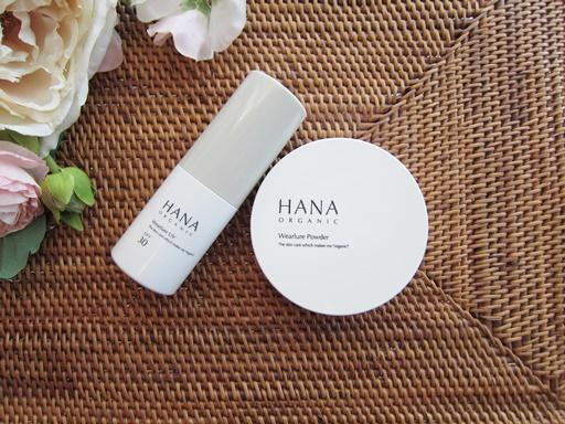 hanaオーガニックのウェアルーUVはノンナノだから安心して使える!~ナノ化技術or使用感・機能性の二項対立をクリアーにしてくれた救世主的日焼け止め♪
